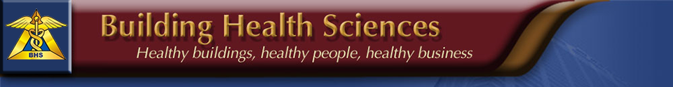 Building Health Sciences - Healthy buildings, healthy people, healthy business